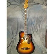 Fender Kingman SCE Acoustic Electric Bass Acoustic Bass Guitar