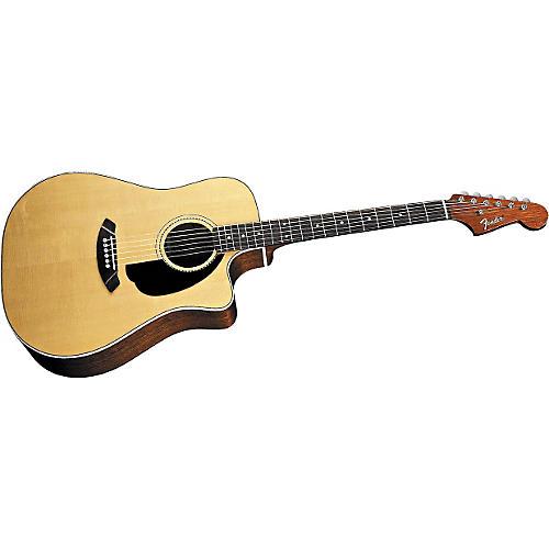 Fender Kingman SCE Dreadnought Acoustic-Electric Guitar