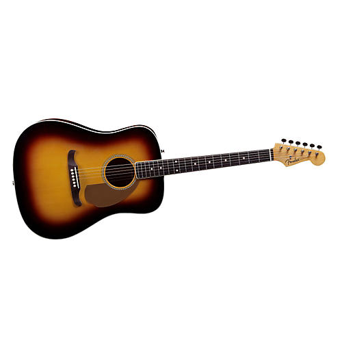 Fender Kingman USA Select Acoustic Electric Guitar 3-Color Sunburst