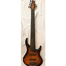 MTD Kingston 5 String Fretless Electric Bass Guitar