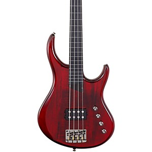 MTD Kingston Artist Fretless Bass Guitar by MTD