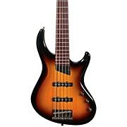 Kingston Saratoga 5-String Electric Bass Guitar