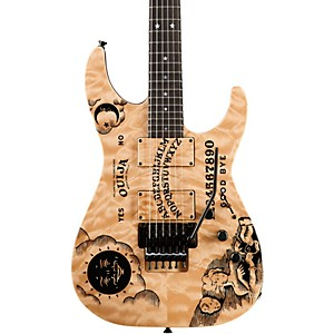 ESP Kirk Hammett Ouija Natural Custom Limited Edition Electric Guitar by ESP