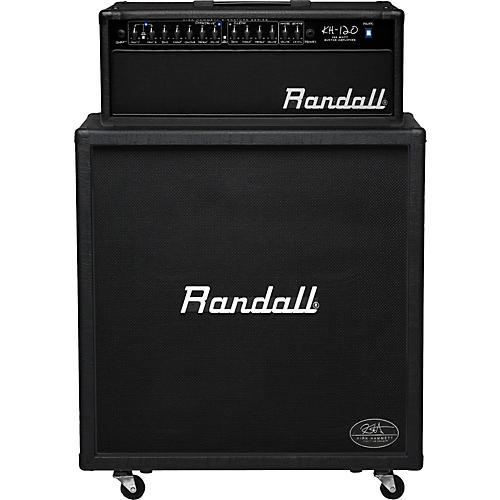 Randall Kirk Hammett Signature Series KH120RHS 120W 4x12 Guitar Half Stack-thumbnail