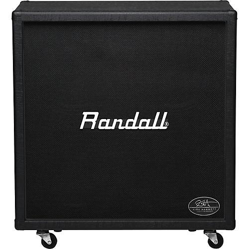 Randall Kirk Hammett Signature Series RS412KHX 210W 4x12 Guitar Speaker Cabinet
