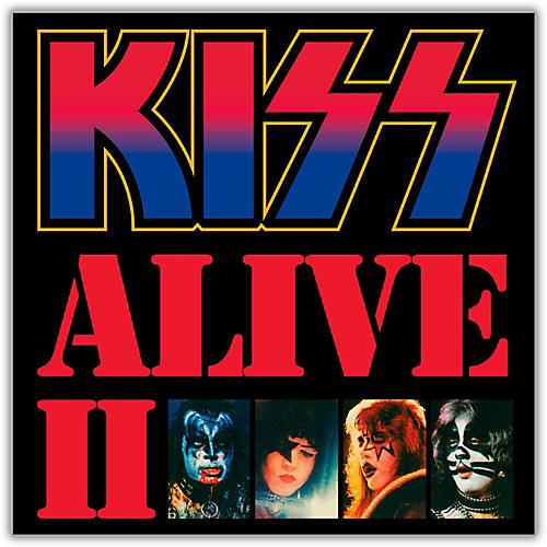 Universal Music Group Kiss - Alive II Vinyl LP