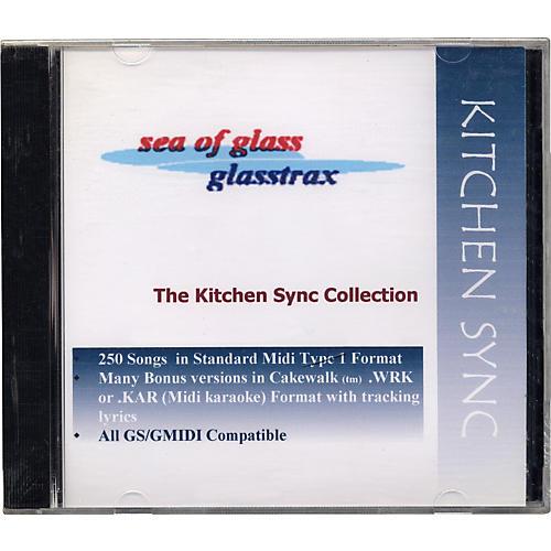 Tascam Kitchen Sync Giga CD for Gigastudio