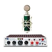 Kiwi Microphone with Free 2BA-221 Mic Pre Kit