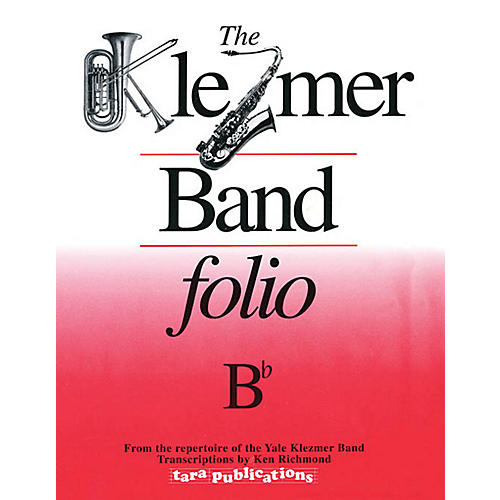 Tara Publications Klezmer Band B Folio Tara Books Series
