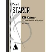 Lauren Keiser Music Publishing Kli Zemer (Concerto for Clarinet) LKM Music Series
