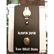 Lone Wolf Audio Knob Job Effect Pedal