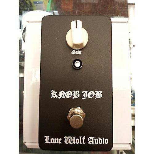 Lone Wolf Audio Knob Job Effect Pedal  0