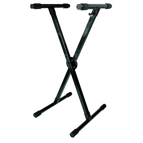 Strukture Knockdown 1X Keyboard Stand Black-thumbnail