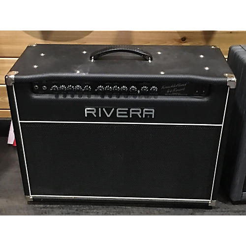 used rivera knucklehead tre reverb tube guitar combo amp guitar center. Black Bedroom Furniture Sets. Home Design Ideas