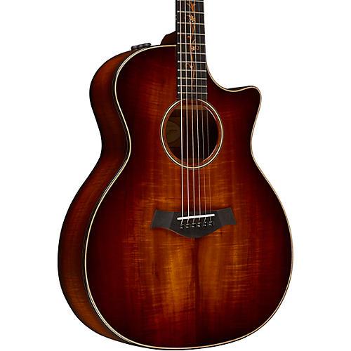 Taylor Koa Series K24ce Grand Auditorium Acoustic-Electric Guitar