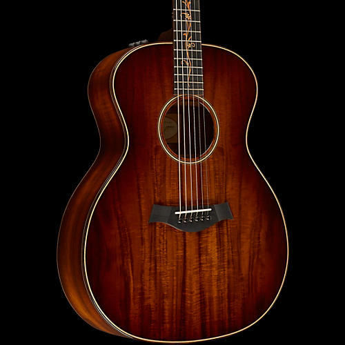 Taylor Koa Series K24e Grand Auditorium Acoustic-Electric Guitar-thumbnail