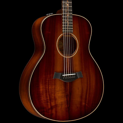 Taylor Koa Series K26e Grand Symphony Acoustic-Electric Guitar-thumbnail