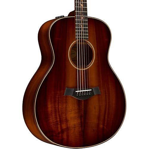 Taylor Koa Series K26e Grand Symphony Acoustic-Electric Guitar Shaded Edge Burst