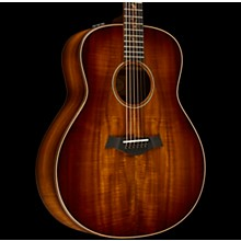 Taylor Koa Series K28e Series Grand Orchestra Acoustic-Electric Guitar