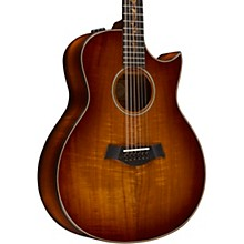Taylor Koa Series K66ce 12-String Grand Symphony Acoustic-Electric Guitar