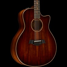 Taylor Koa Series K66ce Grand Symphony Acoustic-Electric 12-String Guitar