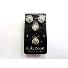 Suhr Koko Boost Reloaded Effect Pedal