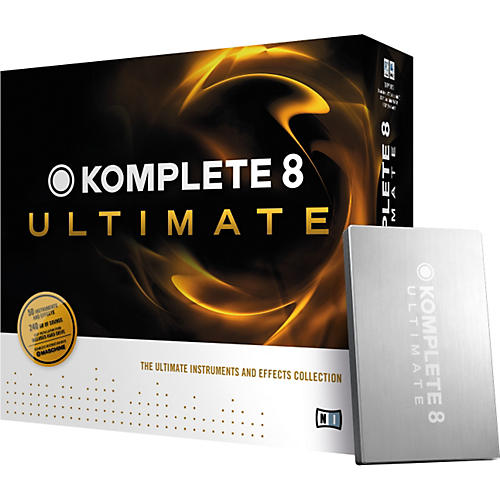 Native Instruments Komplete 8 Ultimate-thumbnail
