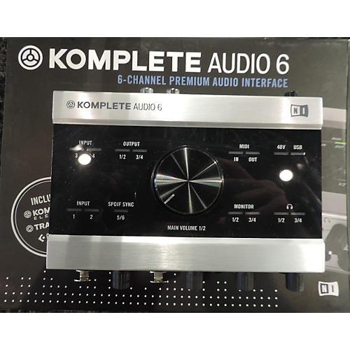 Native Instruments Komplete Audio 6 Audio Interface-thumbnail