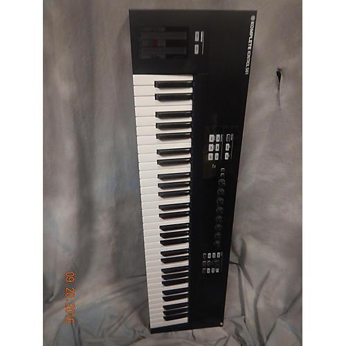 Native Instruments Komplete Kontrol S61 MIDI Controller-thumbnail