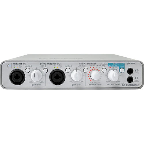 TC Electronic Konnekt 24D FireWire Audio Interface