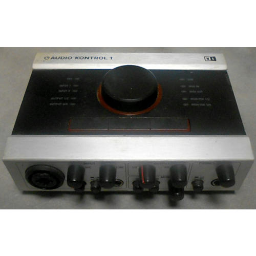 Native Instruments Kontrol Audio 1 Audio Interface