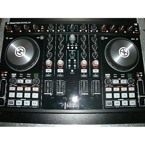 Native Instruments Kontrol S4 DJ Mixer