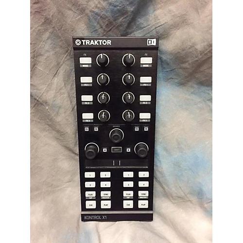 Native Instruments Kontrol X1 DJ Controller-thumbnail