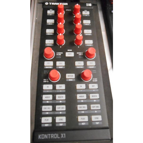 Native Instruments Kontrol X1 DJ Mixer-thumbnail