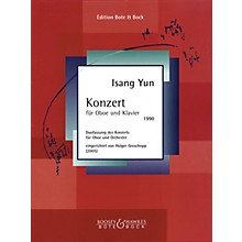 Bote & Bock Konzert (for Oboe & Piano Reduction) Boosey & Hawkes Chamber Music Series