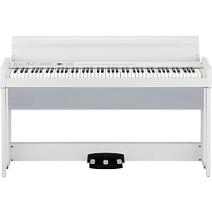 Korg Korg C1 Air Digital Piano with RH3 Action, Bluetooth Audio Receiver - ...