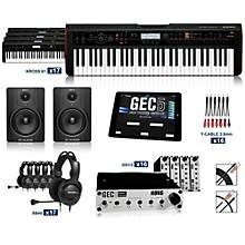 Korg Korg Kross 61 Keyboard Lab (16 Students plus Teacher)