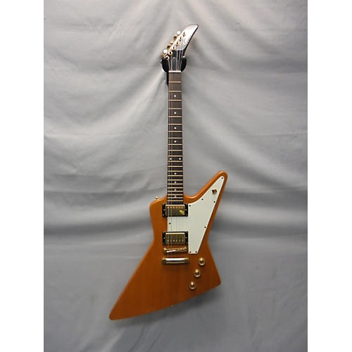 Epiphone Korina 1958 Explorer Solid Body Electric Guitar-thumbnail