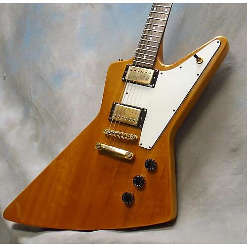 Epiphone Korina 1958 Explorer Solid Body Electric Guitar-thumbnail