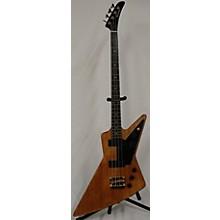 Epiphone Korina Explorer 4-String Electric Bass Guitar