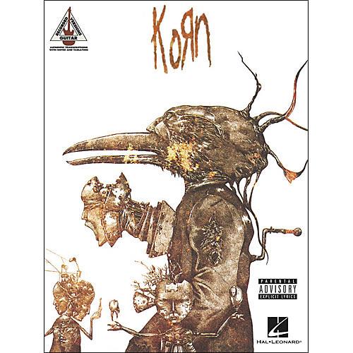 Hal Leonard Korn Guitar Tab Songbook-thumbnail