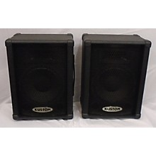 Kustom Kpc10p (pair) Powered Speaker
