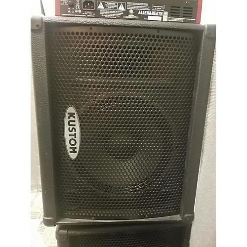 Kustom Kpc12mp Powered Speaker