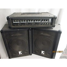 Kustom PA Kpm4060 Sound Package