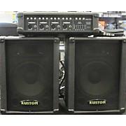 Kustom Kpm4100 Sound Package