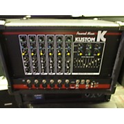 Kustom Kpm6200 Powered Mixer