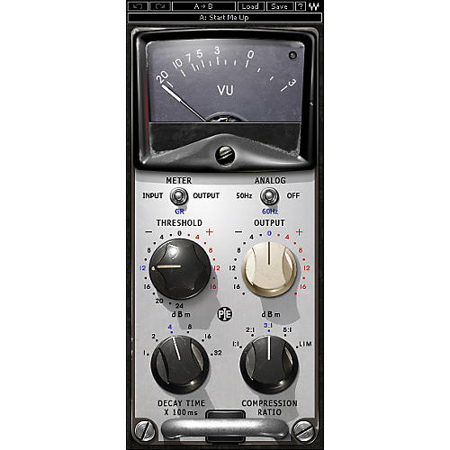 Waves Kramer PIE Compressor Native/TDM/SG