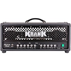 Krank Chadwick Series 2-Channel Tube Guitar Head (CHABK00)