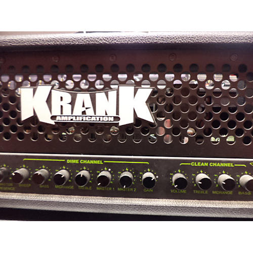 Krank Krankenstein+ 120 Watt Tube Guitar Amp Head