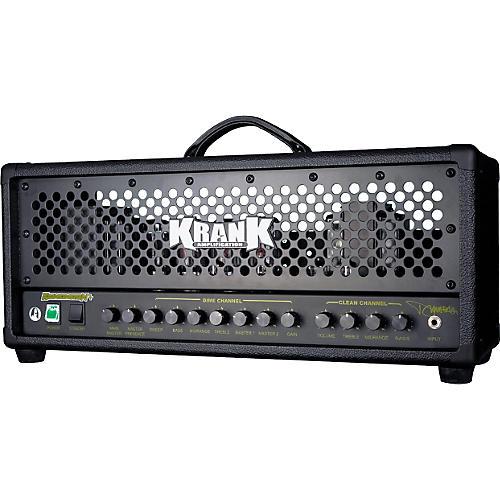 Krank Krankenstein + KRPBK00 120W Tube Guitar Amp Head-thumbnail